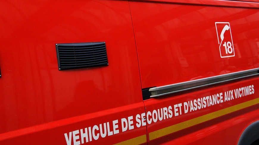 Véhicule de pompier (photo illustration)