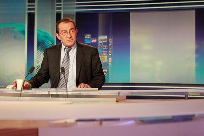 Jean-Pierre Pernault sur TF1