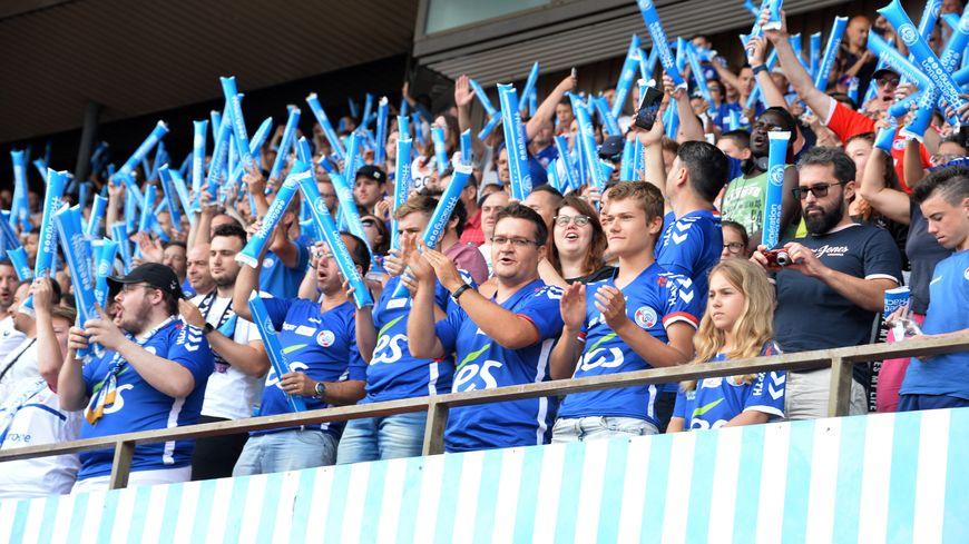 Le Racing Club de Strasbourg est suivi par plus de 128.000 personnes sur sa page Facebook