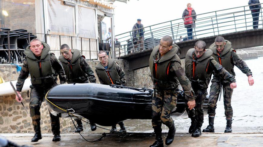 3 200 soldats français et étrangers passent chaque année par Collioure et Mont-Louis