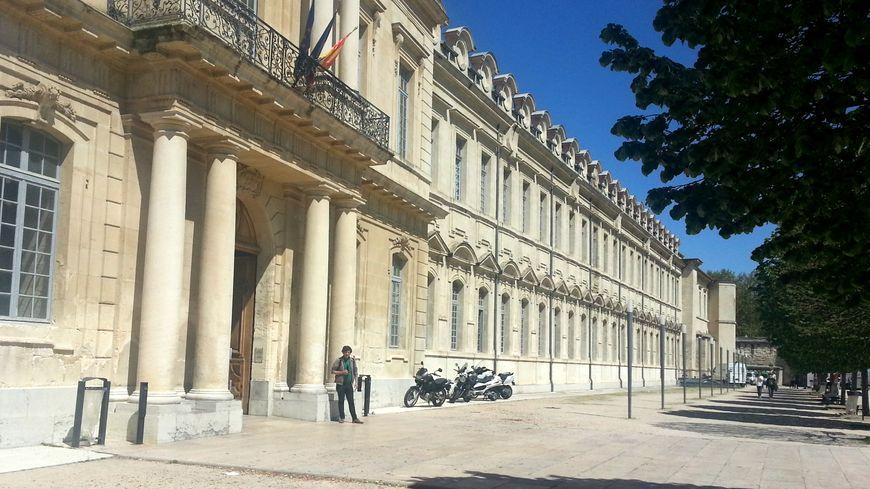 L'université d'Avignon
