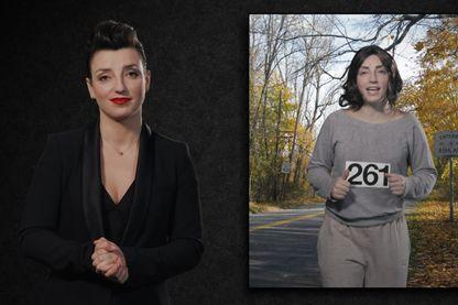 Aude Gogny-Goubert brosse le portrait de la première femme marathonienne. Intelligent et très drôle.