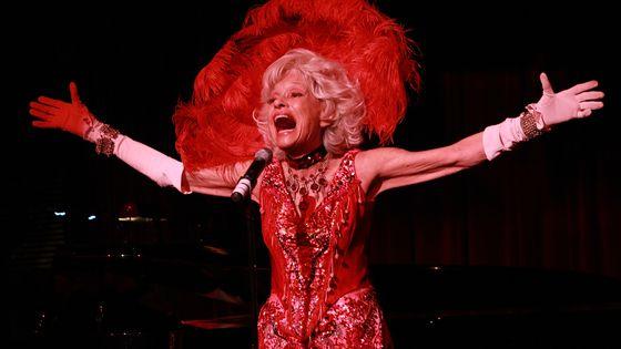 Carol Channing pour son 90e anniversaire David Livingston / Getty Images Enttertainment.jpg