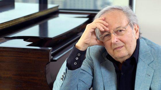 Le chef d'orchestre, compositeur et pianiste américain André Previn est mort