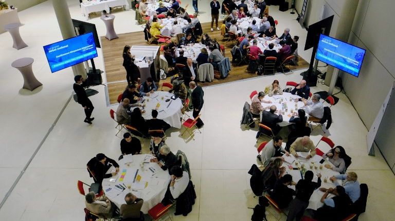 """""""Conférence citoyenne"""" à Marseille, le 15 mars 2019"""