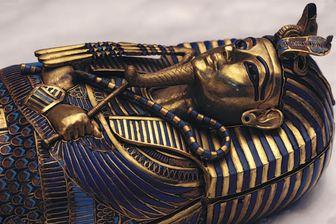L'exposition Toutankhamon, le trésor du pharaon, démarre ce samedi à la grande halle de la Villette