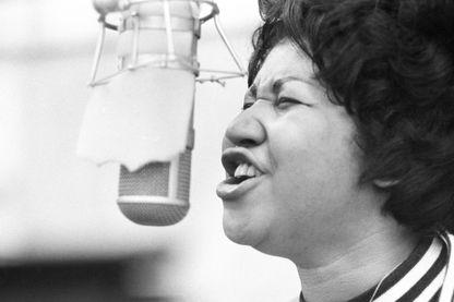 """Parmi les gestes fondateurs qui ont marqué l'histoire du féminisme en musique, il y a la chanson """"Respect"""" d'Otis Redding, chantée en 1967 par Aretha Franklin"""