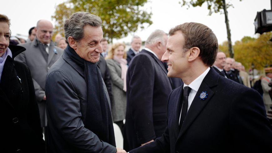 Emmanuel Macron et Nicolas Sarkozy se rendront ensemble dimanche 31 mars sur le plateau des Glières (Haute-Savoie)