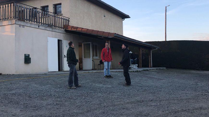 L'aide bénévole permet une économie de 15 000 eurods à la commune.