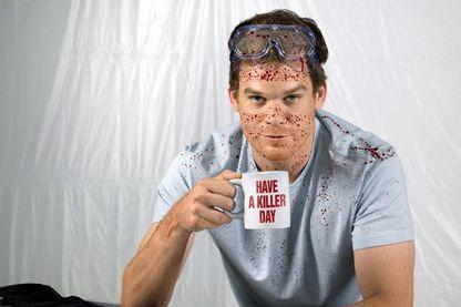 """Image promotionnelle de la série télévisée """"Dexter"""""""