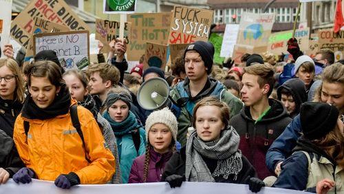 Épisode 4 : Les générations futures en grève pour la planète