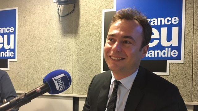 Aristide Olivier, adjoint au maire de Caen en charge des Sports était  l'invité de Allo Malherbe