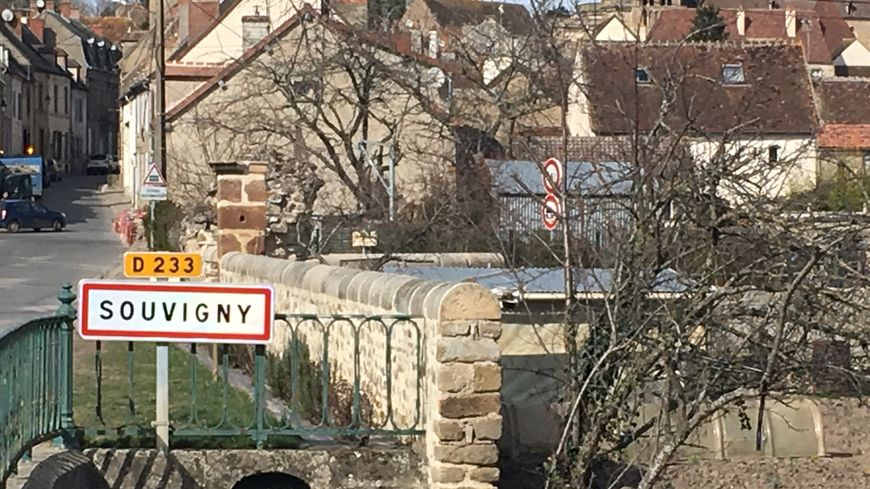 Souvigny (Allier) en concurrence avec treize autres villages de France et d'Outre-Mer
