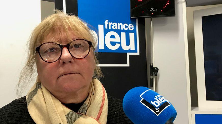 Brigitte Cotte est présidente des Restos du Cœur en Isère.
