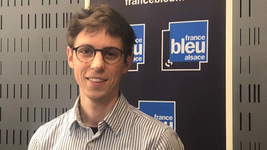 Quentin Seyeux, fondateur de marmelade.alsace