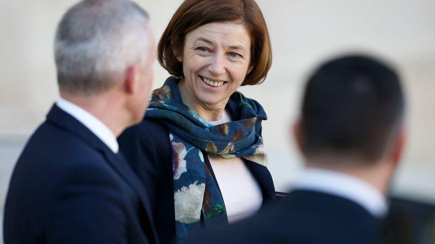 Florence Parly lors du conseil des ministres du 27 février