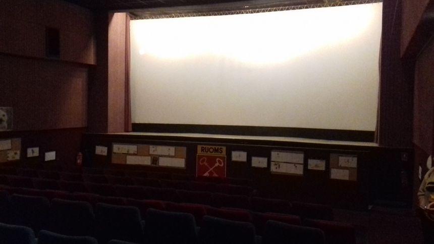 Le cinéma de Ruoms