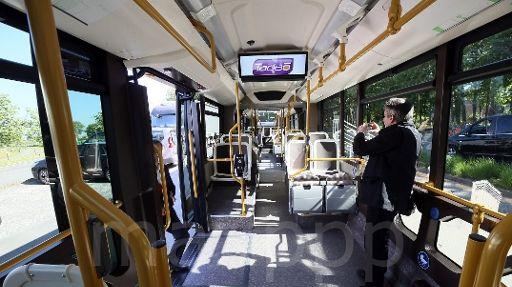 On peut désormais suivre l'itinéraire des bus sur des écrans