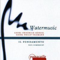 Wassermusik de Telemann dirigée par Paul Dombrecht