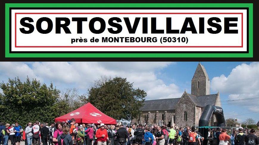 La Sortosvillaise 2019 avec France Bleu Cotentin
