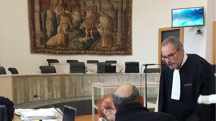 Laurent Rauzier, avocat des victimes