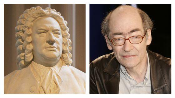 Bach et François Weyergans