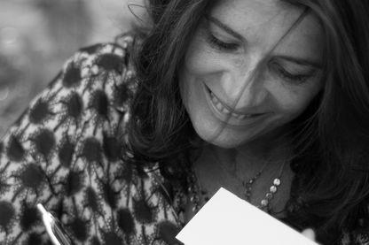 Ariane Chemin (photo venant de l'auteur)