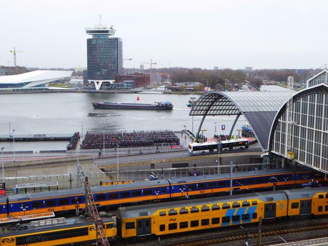 Tous les moyens disponible sde transports à Amsterdam