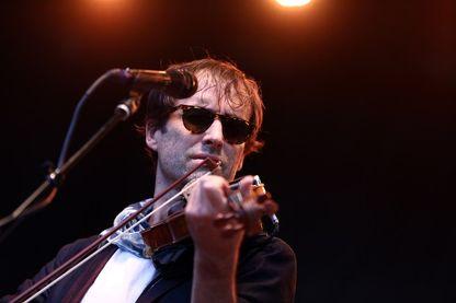 Andrew Bird, en concert