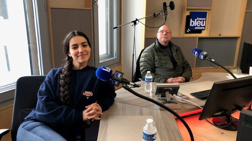 Lina El Arabi et Gérard Desarthe