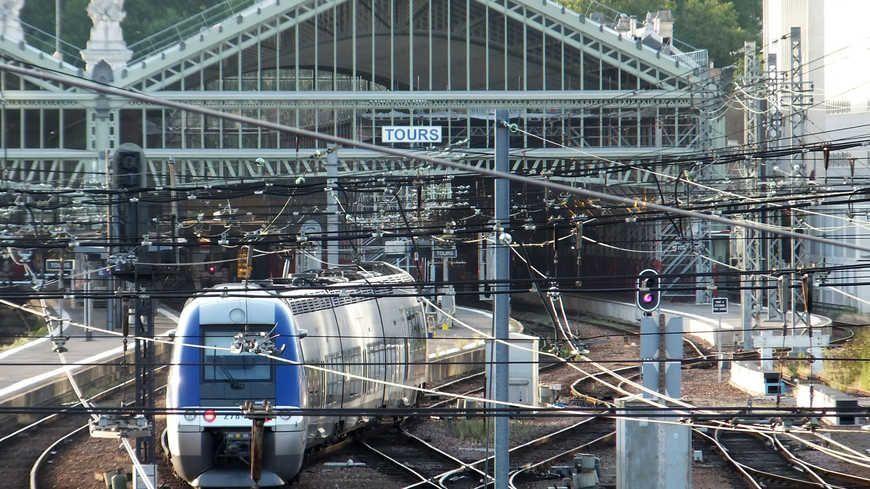 Aucun train ne circulera entre Tours et Loches pendant quatre semaines dès le 1er avril 2019