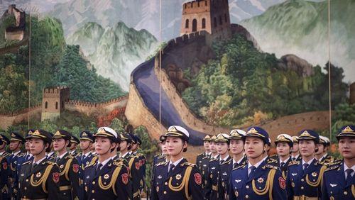 Les militaires en première ligne (3/4) : De Taïwan à Djibouti : l'armée populaire chinoise sur tous les fronts