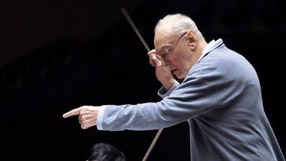 Michael Gielen, chef d'orchestre