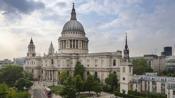 La cathédrale Saint Paul à Londres qui va accueillir le Requiem de Berlioz