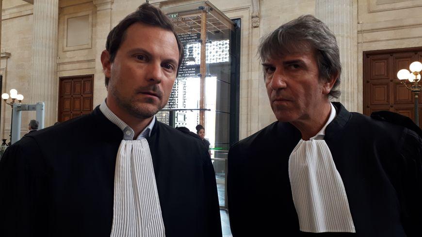 a9b53afc65cc3 Maître Plouton et maître Novion les avocats de l accusé âgé aujourd hui de