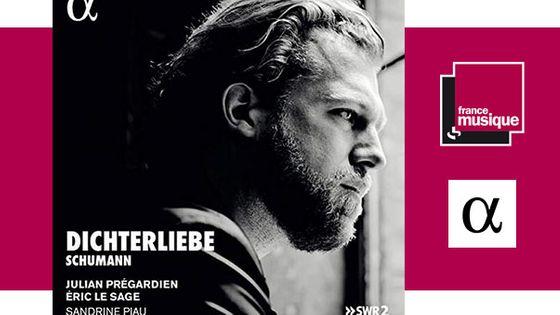 Robert Schumann Dichterliebe - Julian Prégardien