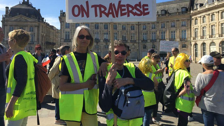 Bordeaux : mobilisation en baisse pour l'acte 19 des gilets jaunes