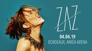 Zaz en concert jeudi 4 avril à 20h30
