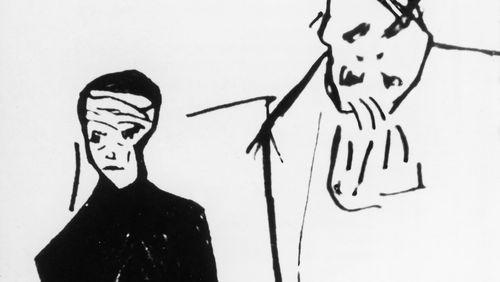 """Nuit Kafka (2019) (8/9) : André Dussollier lit des extraits de """"La lettre au père de Franz Kafka"""""""