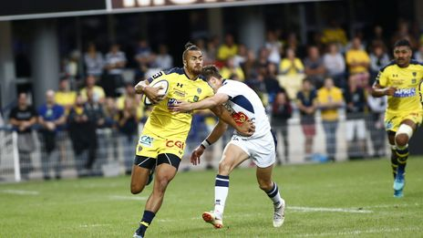 Rugby Top 14 : l'ASM s'impose à Agen 28 à 13