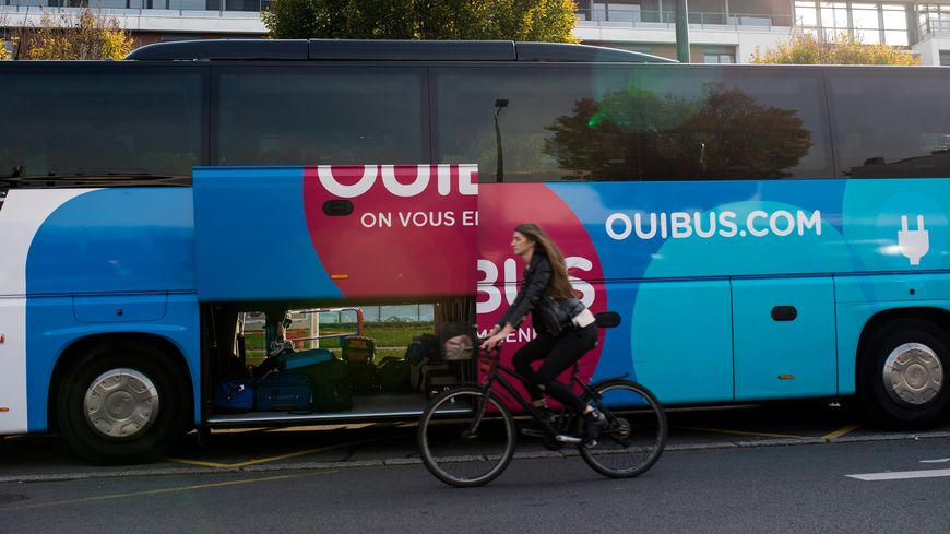 Plus de 15000 voyageurs ont été transportés par Ouibus depuis ou vers les Landes, depuis 2015.