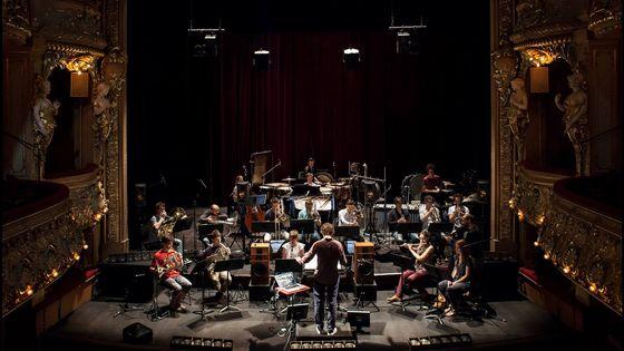 L'ensemble Le Balcon, dirigé par Maxime Pascal, célèbre ses 10 ans lors d'un festival à l'Athénée Théâtre Louis-Jouvet du 15 au 30 mars.