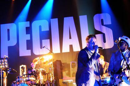 The Specials en concert le 7 mai 2009 à Londres.