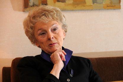 Mona Ozouf, historienne et philosophe française