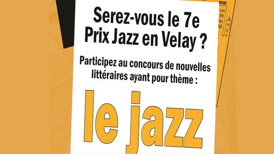 Prix Jazz en Velay 2019