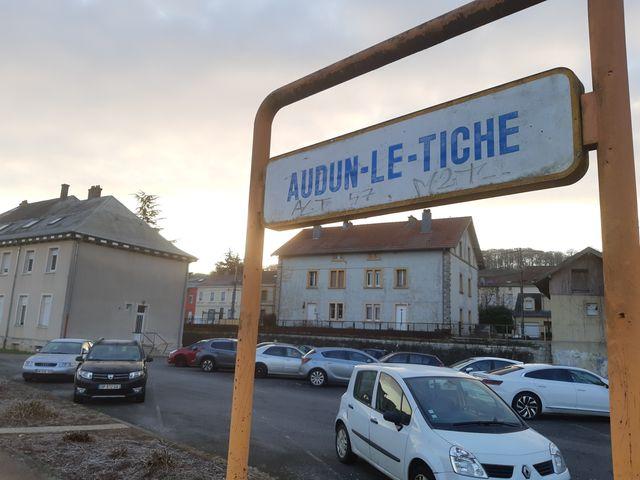 Gare d'Audun-le-Tiche