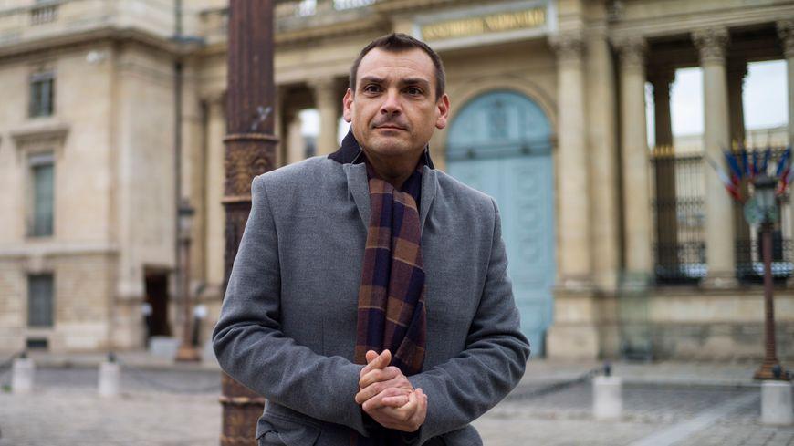Le Toulousain Benjamin Cauchy rejoint la liste de Nicolas Dupont-Aignan pour les européennes.