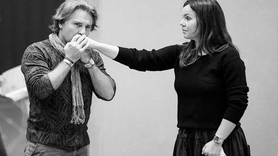 Otello en répétition - Roberto Alagna et Aleksandra Kurzak