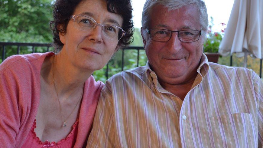 Geneviève et Florencio Duron, les deux victimes tuées par le gendarme, qui roulait ivre et trop vite, le 26 février
