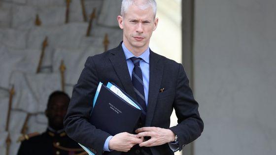 Franck Riester, ministre de la Culture, a annoncé la mise en place du comité opérationnel, chargé de piloter la création du Centre national de la musique